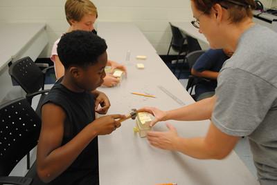 GCSU STEM camp
