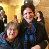 Carol Husson and Ellen Andre of Chelmsford