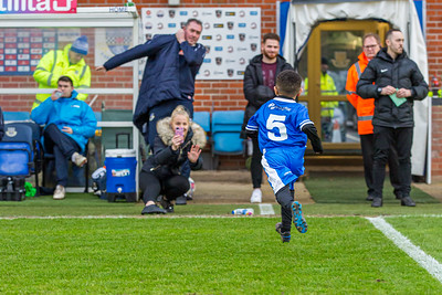 Eastleigh FC played Matlock Town in the 2nd round of ther FA Trophy and they won 2-1 with goals by Miley and Beale and Marshall getting the Matlock goal.