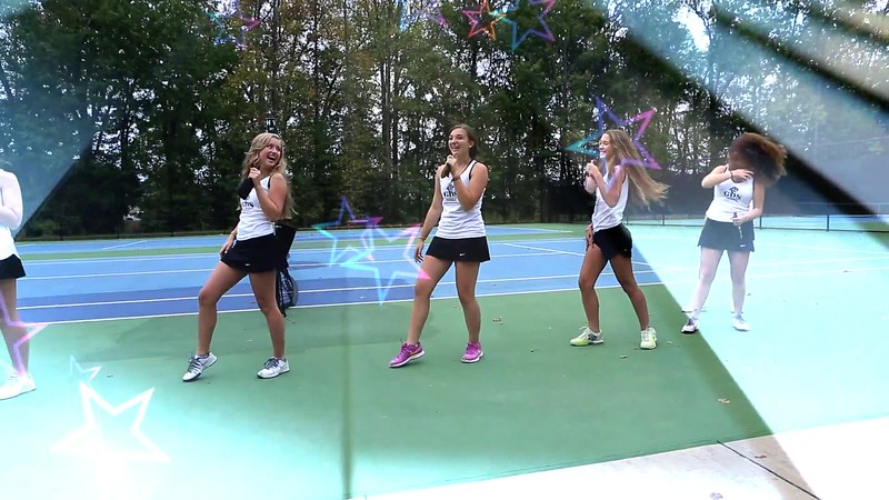 Fairwell to the Seniors (GDS Tennis)