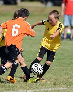 GDU Soccer - Fall 2013