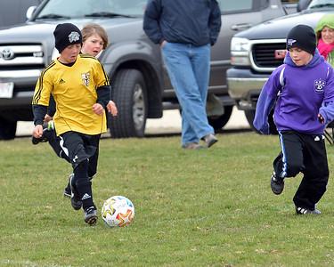 GDU Soccer - Spring 2013
