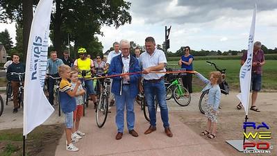 20190810 Inhuldiging fietspad Ravels-Weelde (N12)