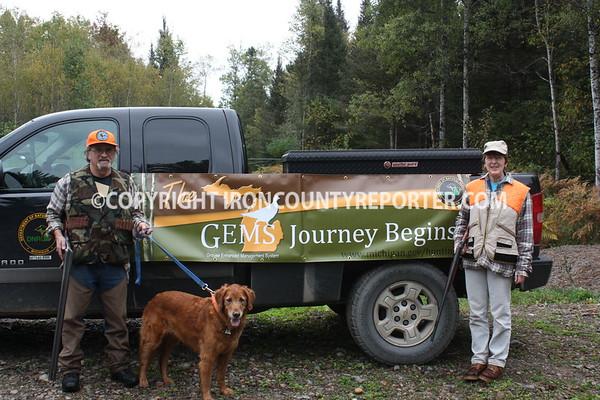 GEMS Hunter trail