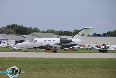CITATIONJET 510;N42LJ;
