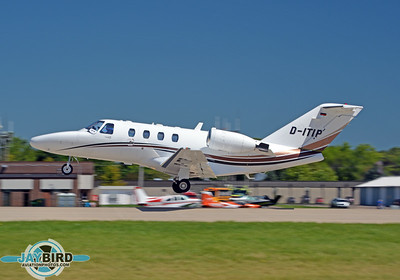 CITATIONJET 525;  D-ITIP