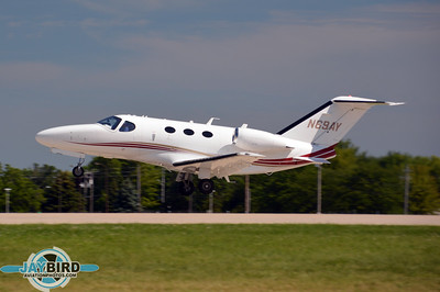 CITATIONJET 510;N69AY ;