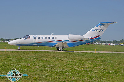 CITATION 525B; N550BW;