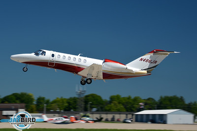 CITATIONJET 525B; N486JR;