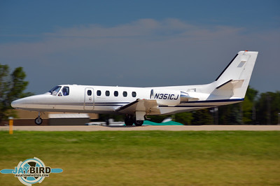 CITATION 550; N351CJ