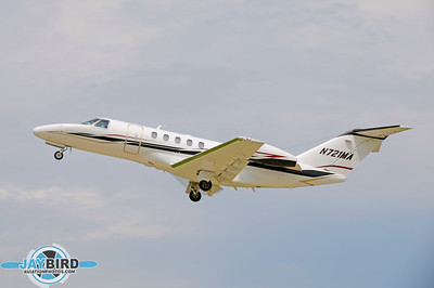 CITATIONJET 525C;N721MA;
