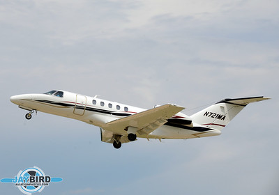 CITATIONJET 525C; N721MA