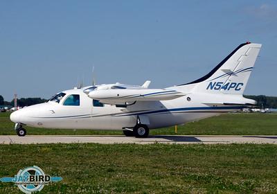 MU-2B-26;N54PC;