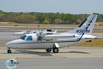 MU-2B-40;N361MA