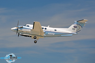KING AIR 300; N91RW;