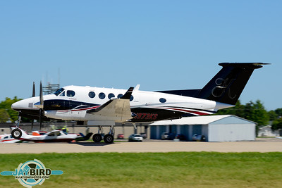 KING AIR 300;N973KS;