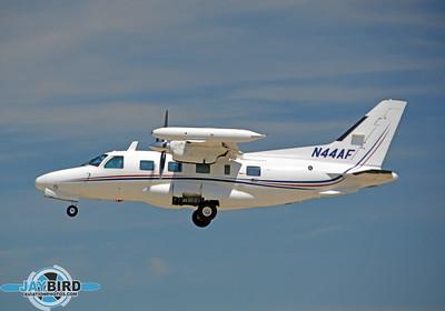 MU-2B-60;N44AF;