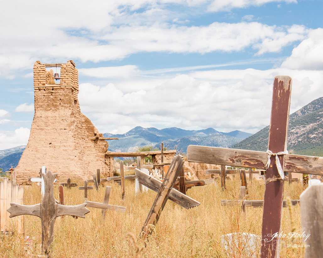 Indian Reservation Graveyard