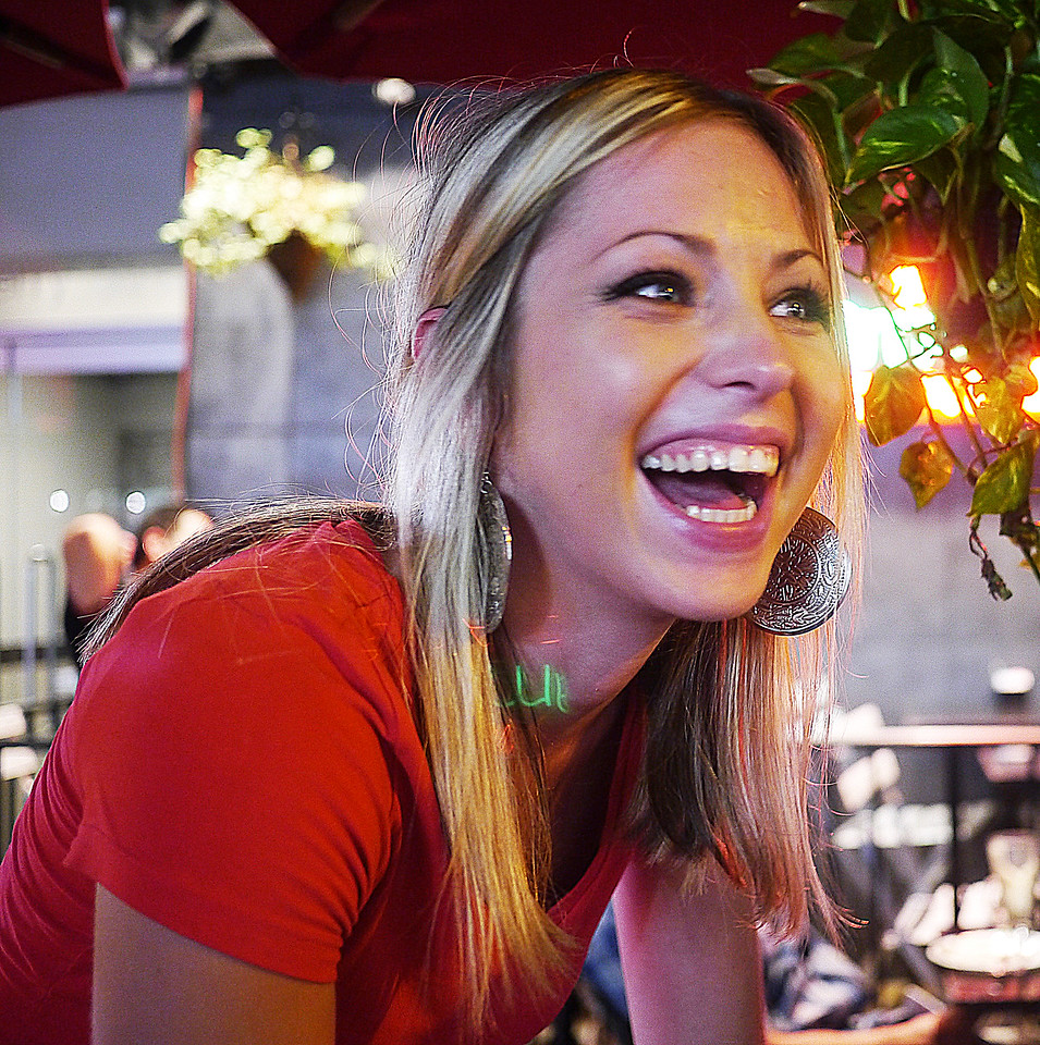 Waitress- Sambuca Restaurant, Little Italy, New York City
