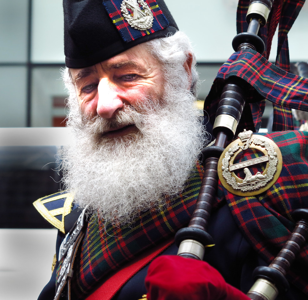 Scots Parade 2012 in New York