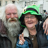 St Patricks Day 2017 Trafalgar Square.