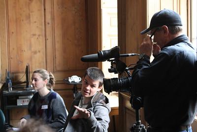 In Class: AHA Documenting London