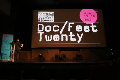London AHA at Sheffield DocFest