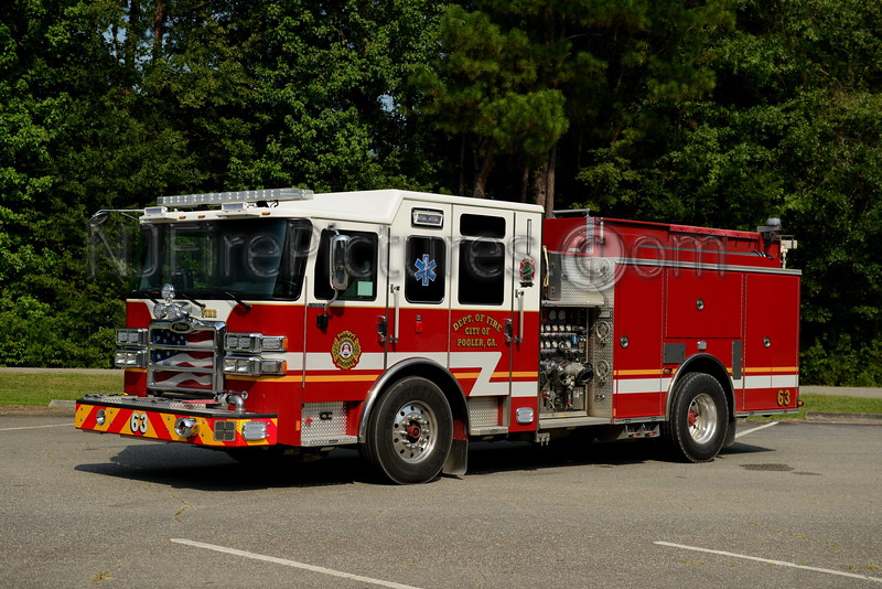 POOLER, GA ENGINE 63