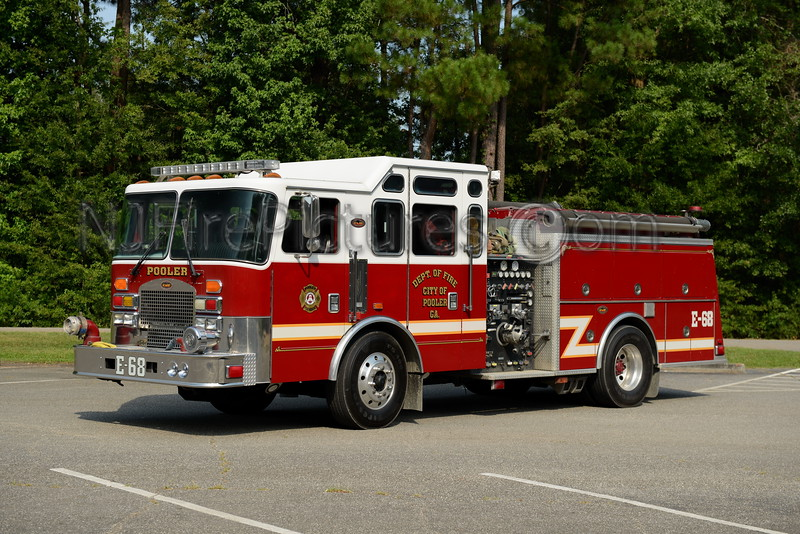 POOLER, GA ENGINE 68