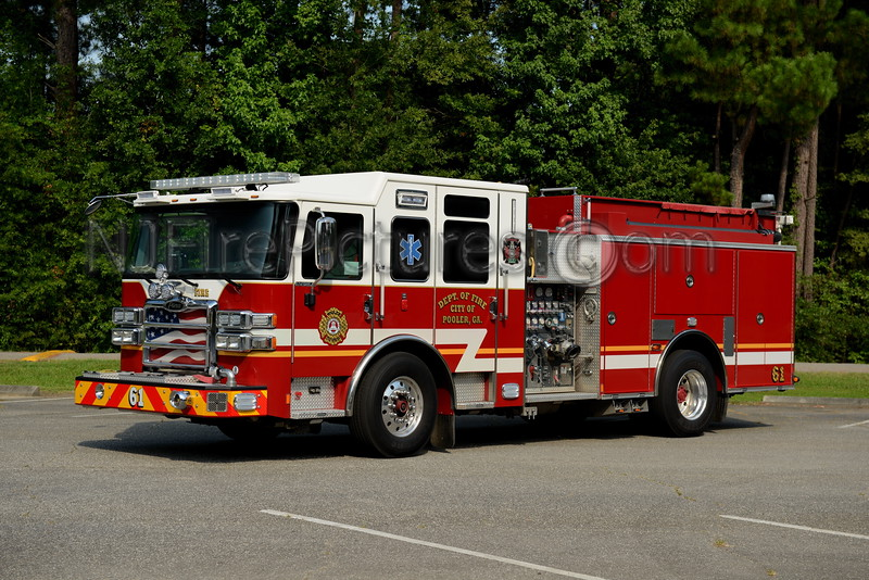 POOLER, GA ENGINE 61