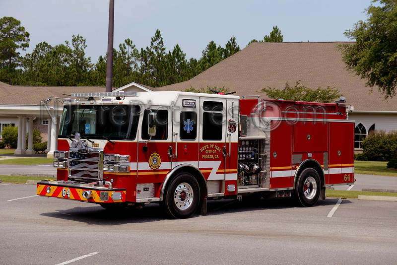 POOLER, GA ENGINE 64