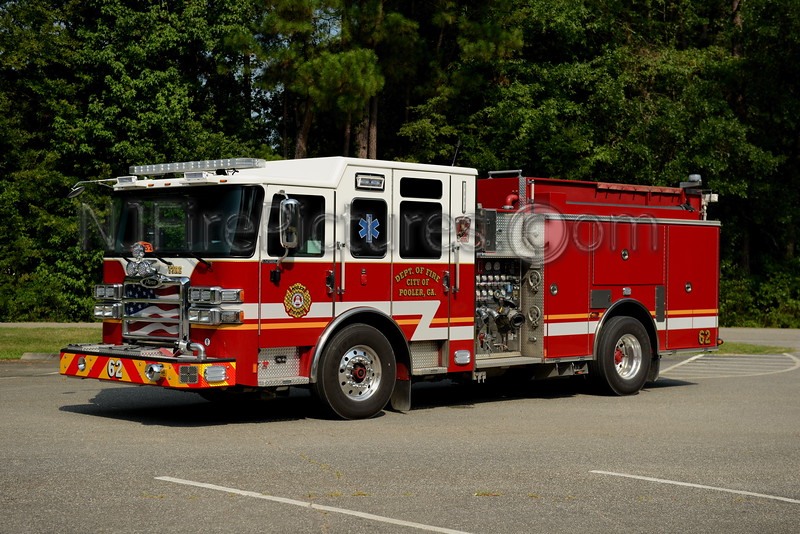 POOLER, GA ENGINE 62