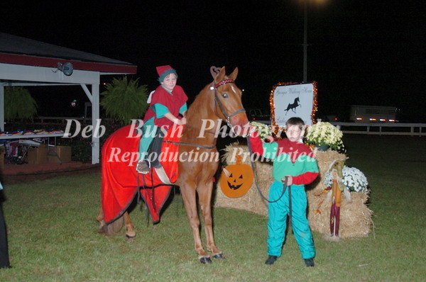 CLASS 20  COSTUME CONTEST WITH HORSE