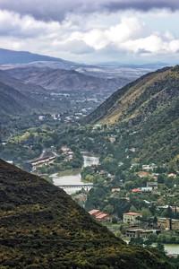 View from Jvari Monastery 4 ...