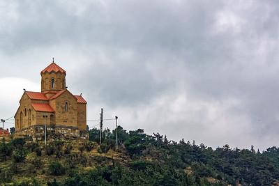 Jvari Monastery 3 ...