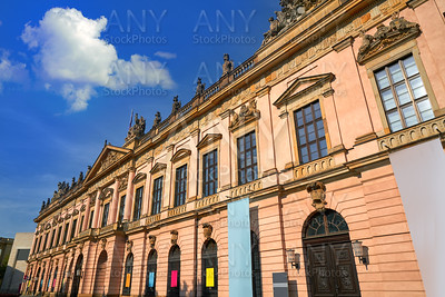 Berlin Zeughaus building museum Germany