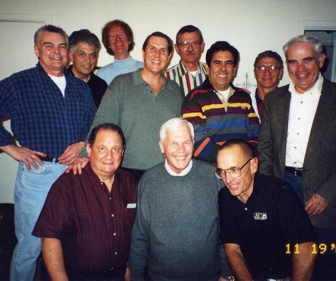 Party at Jerry Fallons November 2000
