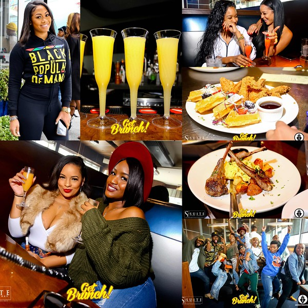 GET BRUNCH ATL @ SUITE LOUNGE 10-27-18
