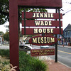 JENNIE WADE HOUSE  She was the only civilian killed by accident in the War