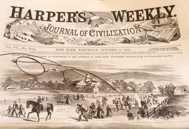 News of the Day circa 1862