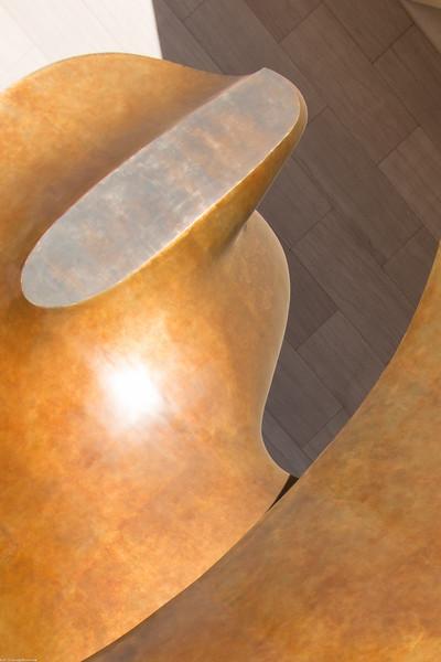 Knife Edge Mirror Two Piece