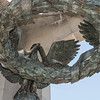 WWII BRONZE EAGLE 1010182 - Marion
