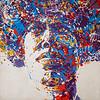 """Arty"" by Nelson Stevens"