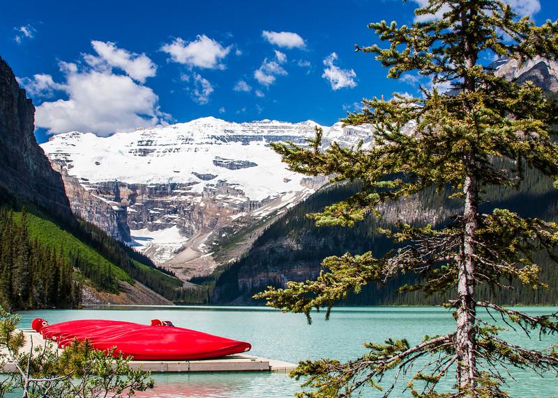 WildbloodM Lake Louise Kayaks 7x5
