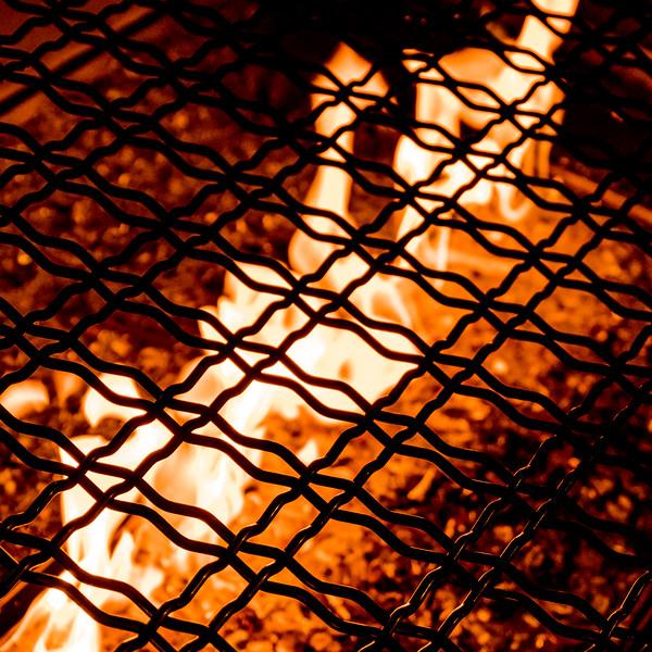 Tysons - Warming Fire Pit