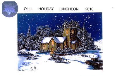 Christmas Luncheon, 2010.12.03