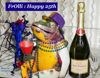OLLI 25th Anniversary