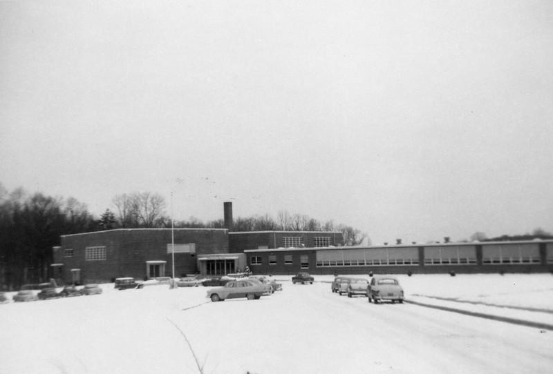FXCO-SCHOOLS-JACK-001 Luther Jackson High School, 1958