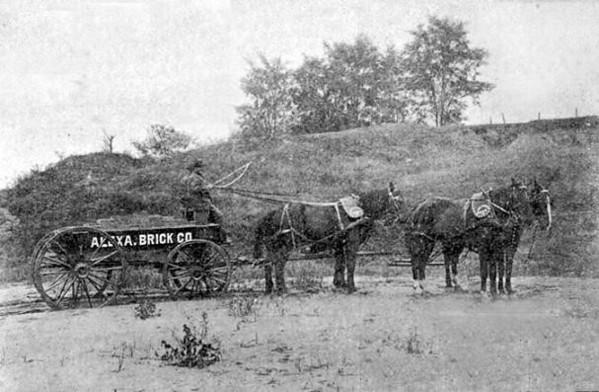 Freedmen's Cemetery, Alex Brick Co  (1899, unknown) - BradshawG