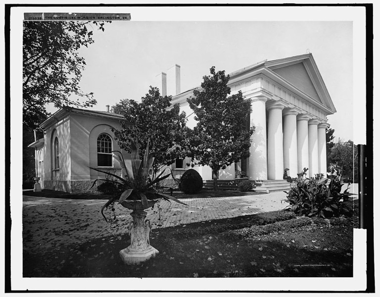Arlington House (~1900, Detroit Publishing Co , LoC det1994002198PP) - BradshawG